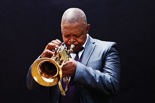"Hugh Masekela: ""I don't take no breaks."""