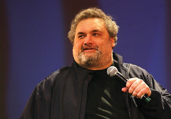 """I come out on stage and still talk about the fuck-ups"": Artie Lange"