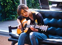 I write the songs: Keira Knightley