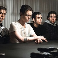Iceage's <i>You're Nothing</i> creates something more than a fusion