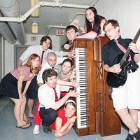 Improvised musical theater is the specialty of a cadre of new local troupes