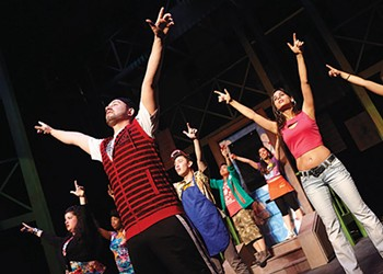 <i>In the Heights</i> at the University of Pittsburgh