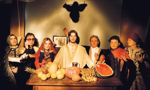 Indestructibility and immortality: Os Mutantes