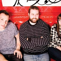 Indie-rock trio Donora releases debut full-length on Rostrum Records