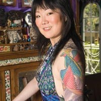 Comedian Margaret Cho dishes about playing guitar, politics and women in standup.
