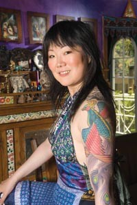 """""""It's just a great time to be political"""": Margaret Cho"""