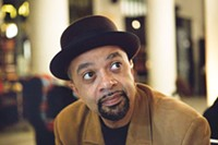 James McBride, opens Pittsburgh Arts & Lectures' Monday Night Lectures season
