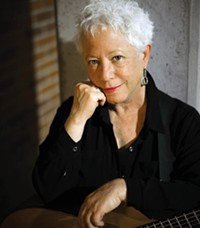 Janis Ian at Carnegie Lecture Hall