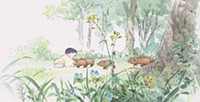 Japanese The Tale of Princess Kaguya Film