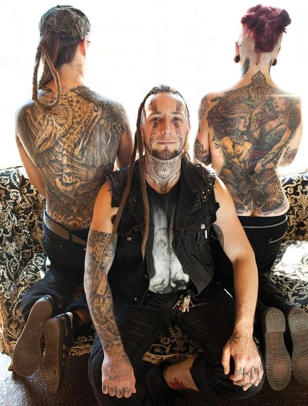 Famous tattoo artist snapchat