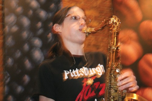 Jazz at Gullifty's - PHOTO: HEATHER MULL