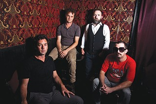 Jazz, Lost Bayou Ramblers, southern, New Orleans, Grammy-nominated, Cajun