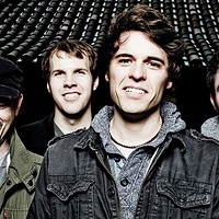 J.D. Eicher and the Goodnights concentrate on the lyrics