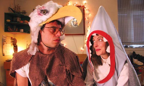 Jemaine Clement and Loren Horsley navigate the perils of interspecies dating.