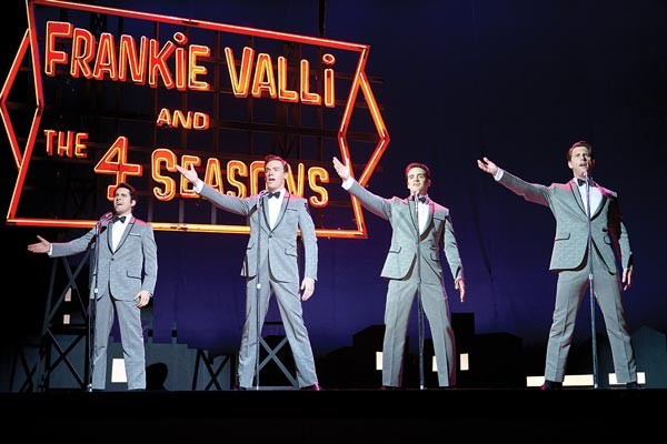 Jersey Boys film of the popular Broadway musical