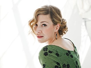 Jill Barber at Club Café