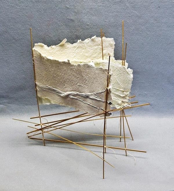 """Joan Iversen Goswell's """"Stick Book"""""""