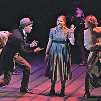 <i>Parade</i> at Front Porch Theatricals
