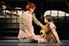 Johanna Loughran and Felicia Niebel in Pittsburgh CLO's <i>Annie</i>