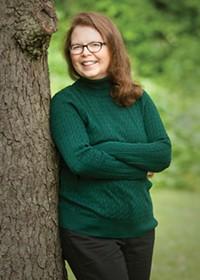 Journalist Susan Froetschel