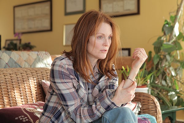 Julianne Moore in Still Alice film