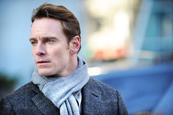 Just can't get enough: Michael Fassbender