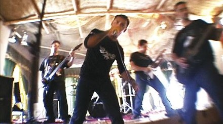 """Just musicians who want to play music"": Acrassicauda - PHOTO COURTESY OF ACRASSICAUDA"