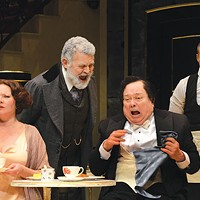 <i>L'Hôtel</i> at Pittsburgh Public Theater