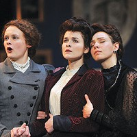 <i>Three Sisters</i> at Carnegie Mellon School of Drama