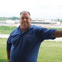 Kim Hankins is the executive director of the Meadows Standardbred Owners Association