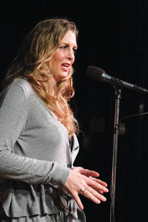 Kimberly Reed. - PHOTO COURTESY OF JASON FALCHOOK