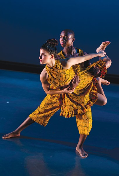 Kyle Abraham, Point Park Conservatory Dance Company, Pittsburgh Playhouse