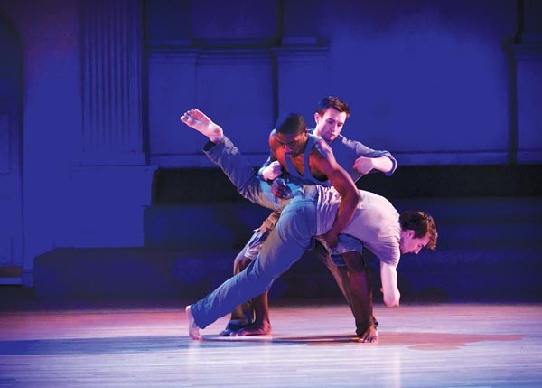 Kyle Abraham/Abraham.In.Motion at Byham Theater - PHOTO COURTESY OF IAN DOUGLAS