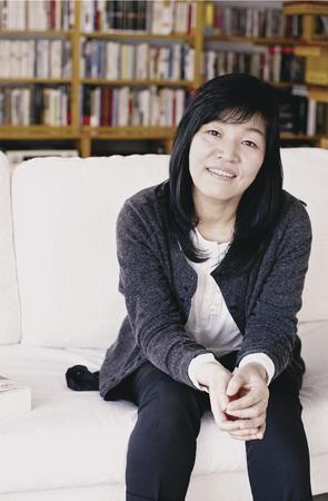 Kyung-Sook Shin - PHOTO COURTESY OF LEE BYUNGRYUL