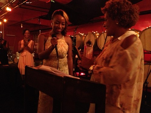 Lakisha Pattin receives award for Stylist of the Year