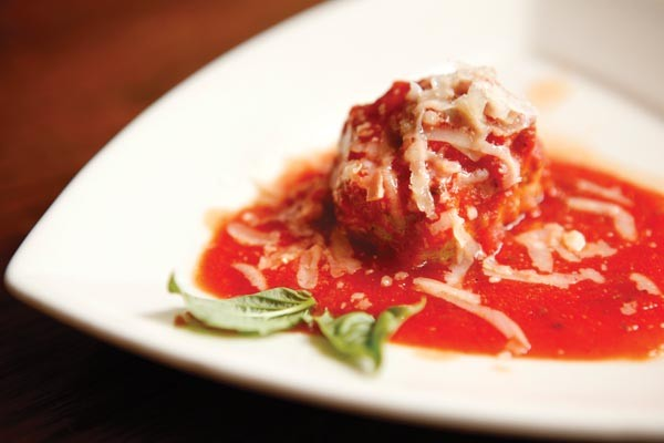 Le polpette di Joanna — or Mom's meatball