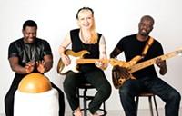 Leni Stern African Trio