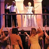 <i>Evita</i> at Stage 62