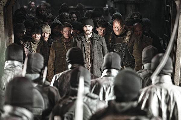"""Life aboard the Snowpiercer: """"Know your place, keep your place"""""""