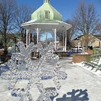 Ligonier Ice Festival, Jan. 24-25