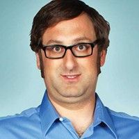 Like a Broadway show: Eric Wareheim