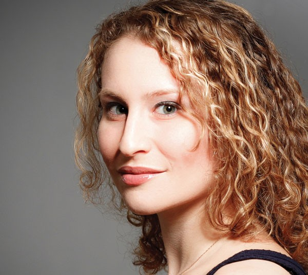 """""""Like watching MTV"""": composer Anna K. Jacobs."""