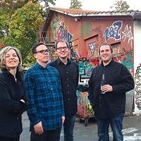 Lina Allemano Quartet eschews the expected