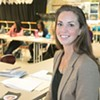 Local author Heather Terrell is looking for readers — in the schools.