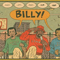 Local cartoonist scores deal for hip-hop book