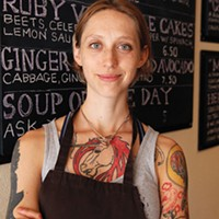 Local eatery Eden joins a new campaign to improve the lot of restaurant workers