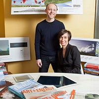 Local firm goes global promoting art and sustainability
