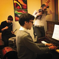 Local musicians find that Beck's <i>Song Reader</i> project is no lost cause