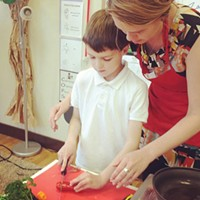 Local schools commit to healthy cafeteria choices