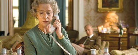 London calling: Queen Elizabeth (Helen Mirren)